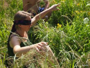 Femme sauvage, homme sauvage, coeur sauvage! Ouvert Tantra, Juillet 2015, Nowa Morawa