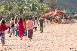 Tantra du Coeur en Inde, Février 2016, Honey Beach, Karnataka, Inde