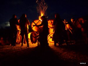 "Shamanic workshop ""Hero's Journey"" July 2015, Wolf Reservation, Lithuania"