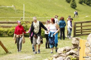 Szkoła Tantry Serca – Formacja X, spotkanie 1, czerwiec 2016, Nowa Morawa