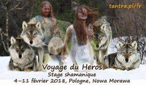 Le Voyage du Heros stage chamanique