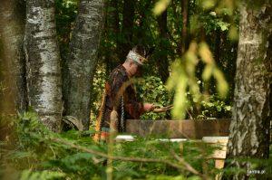 Nos voyageur chamanique – Lituanie 2014
