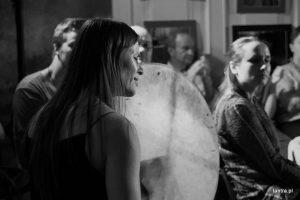 Todo Cambia, concert performance of Mercedes Sosa's songs, Julia Mikolajczak, Eva Rufo, Roman Rauhut, June 2017, Klub Strefa, Cracow