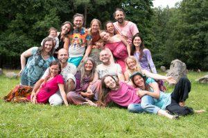 Tantra - to my całą ekipą szamańsko - terapeutyczną