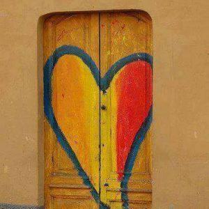 Rozbroić swoje serce…