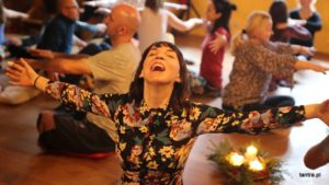 Tantric New Year's Eve – workshop, 2018/19, Nowa Morawa, Poland