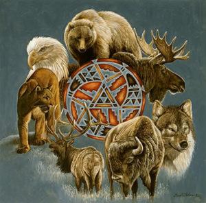 Zwierzęta mocy