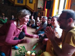 School of Tantra of the Heart – Formation of Relationship Psychodynamics and Body Communication, meeting 7, May 2019, Nowa Morawa, Poland
