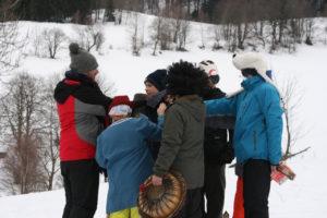 W kierunku męskości – Zimowe spotkanie Ojców i Synów, luty 2019 Gołaczów