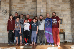 W kierunku męskości – spotkanie ojców i synów