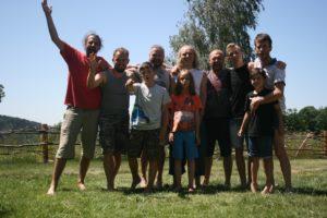 В направлении мужественности — летний тренинг для отцов с сыновьями