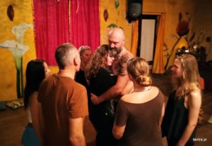 School of Tantra of the Heart, XII Formation of Psychodynamics of Relationship and Body Communication, meeting 4, Nov. 2019, Nowa Morawa, Poland